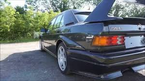 mercedes 190e amg for sale 1990 mercedes 190e 2 5 16 evolution ii the silverstone