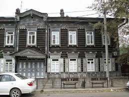 gulliver u0027s nest the wooden houses of irkutsk