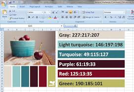 colour themes for excel emery evaluation ann emery s adventures as a nonprofit and