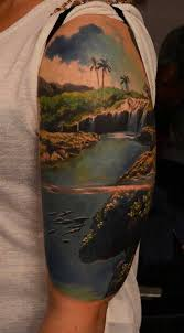 108 best tropical tattoos images on pinterest tropical tattoo
