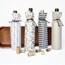 wine bottle wraps better than a wine bag coppertops paperie