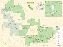 Ca State Parks Map by Sugarloaf Ridge State Park Map Sugarloaf Ridge State Park