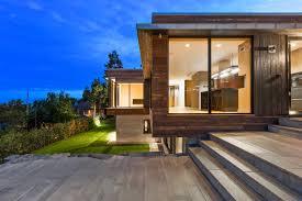luxury villa wrapped in kebony kebony