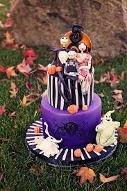 a nightmare before birthday sweet