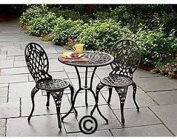 outdoor iron table and chairs wrought iron garden furniture outdoorfurniture1 com outdoor