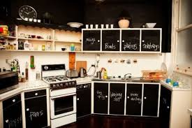 chalkboard in kitchen ideas chalkboard paint ideas kitchen inspired whims creative and