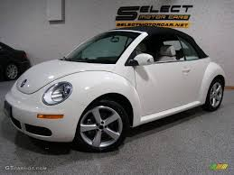 bug volkswagen 2007 2007 campanella white volkswagen new beetle triple white