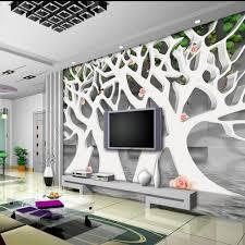 wallpaper for livingroom 16 creative 3d living room wallpaper ideas that you should check