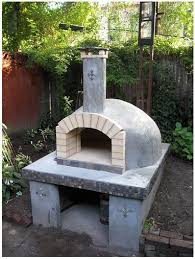 Diy Backyard Pizza Oven by 162 Best Wood Fire Brick Pizza Oven Images On Pinterest Outdoor