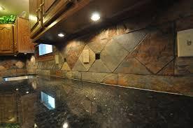 Stone Tile Kitchen Backsplash by Kitchen Backsplash With Granite Countertops Photos Ideas