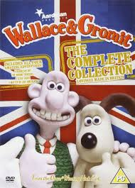 wallace gromit complete collection 20th anniversary