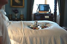Breakfast In Bed Table by Breakfast In Bed Gray Line New Orleans