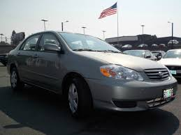 03 toyota corolla mpg 2003 toyota corolla le 103kmiles one owner great mpg