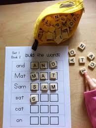24 more diy educational activities for kids word work scrabble