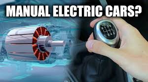 could electric cars use manual transmissions