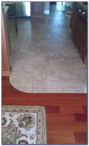 Metal Tile Transition Strip by Tile To Hardwood Transition Strip Tiles Home Design Ideas