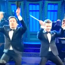 jimmy fallon justin timberlake bring more cowbell to snl special