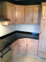 d馗oupe plan de travail cuisine plan de travail en granit pour cuisine
