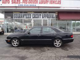 1999 black mercedes mercedes e class 1999 black sedan e430 gasoline v8 rear wheel