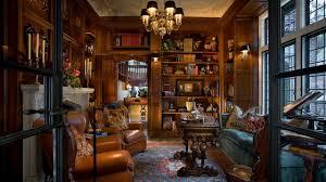 English Tudor Interior Design Donald Roebling U0027s
