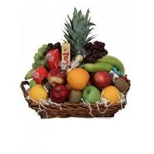 arrangement fruit fruit chocolate basket arrangement