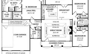 one floor house plans 23 spectacular single open floor plans house plans 10134