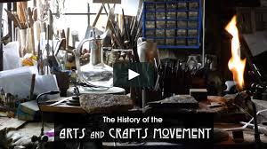 Arts And Crafts Living Room by History Of The Arts U0026 Crafts Movement Part 1 Of 3 On Vimeo