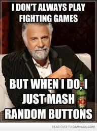 Fighting Memes - 25 best memes about fighting games fighting games memes
