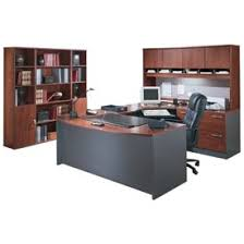 Office Desk With Cabinets Desk Collections At Global Industrial