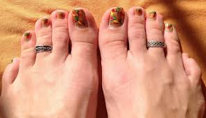 22 fall toe nail designs ideas design trends premium psd