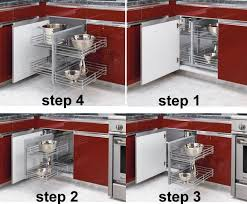 Kitchen Blind Ideas 84 Exles Stunning Blind Corner Cabinet Solutions