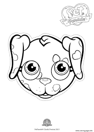 cute pet coloring pages virtren com