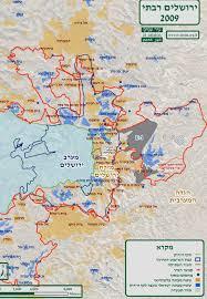 Map Of Jerusalem Jerusalem Map