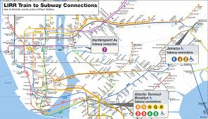 Mta Map Subway A Not So Hellish U0027summer Of Hell U0027 So Far For Lirr Commuters The
