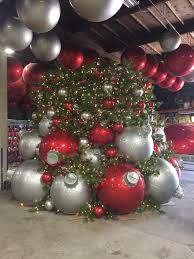 best image of giant outdoor lighted christmas ornaments all can