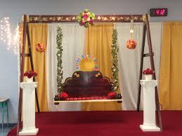 flower decoration in home interior design view ganpati decoration themes artistic color