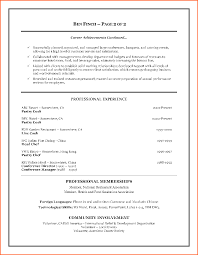 Hospitality Resume Objective Examples by Sample Resume For Hotel Industry Free Resume Example And Writing