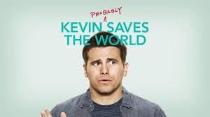 Seeking Kevin Finn Kevin Probably Saves The World Promos Cast Promotional Photos