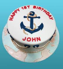 nautical cake nautical theme birthday cake huascar co bakeshop