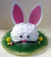 easter bonnets handmade bunny rabbit easter bonnet hat bonnet hat bunny rabbit