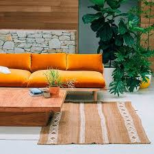 best 25 orange sofa ideas on pinterest orange sofa design