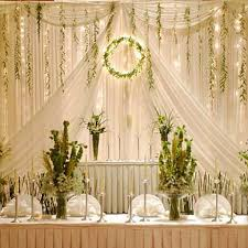 wedding backdrop fairy lights 3mx3m 300 led string curtain light warm white for christmas