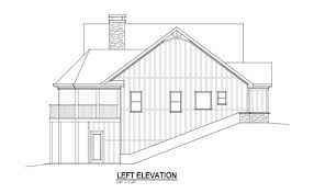 Lake House Plans Walkout Basement Open Living Floor Plan Lake House Design With Walkout Basement