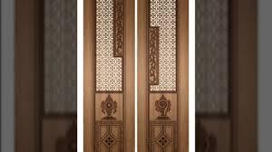 Single Door Design by Pooja Room Door Designs U2013 Poja Doors 50 U2013 Home Pooja Room Door