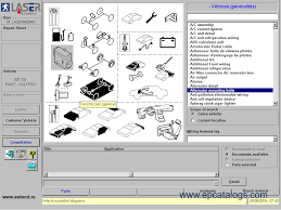 peugeot laser repair manual cars catalogues