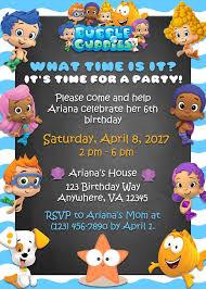25 bubble guppies ideas bubble guppies party