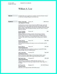 Construction Jobs Resume by Construction Laborer Job Description Resume Free Resume Example