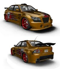 lexus is300 nfs wiki need for speed san andreas old widebody suggestions and new