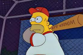 homer the simpsons baseball hall of fame welcomes homer simpson ew com