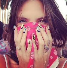 celebrity nail art 15 stars who have upped the manicure game in